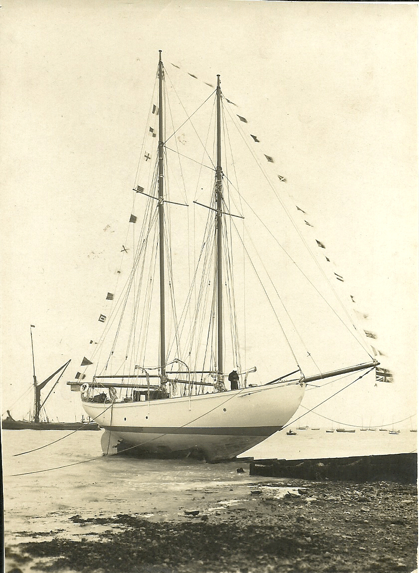 Launch Carrina 1929