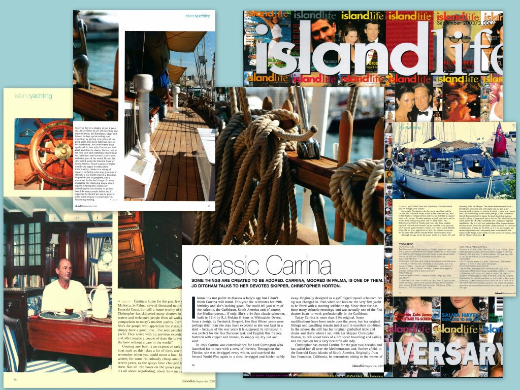 Islandlife - September 2003 issue